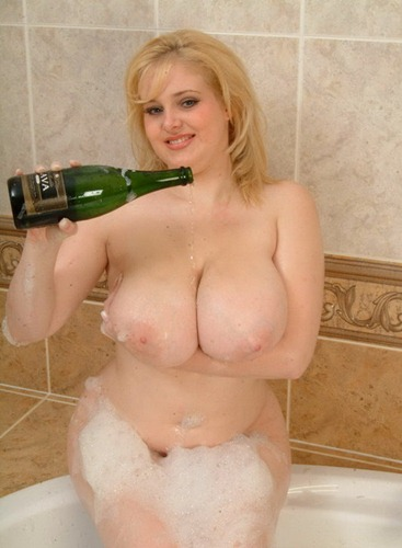 sexy ashley naked in the bath tub